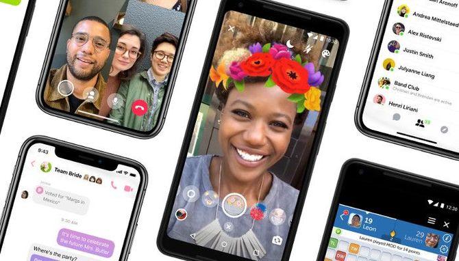 Facebook aktualizuje Messengera do wersji 4. Co się zmieni? [1]