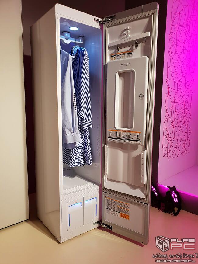 LG Styler: funkcjonalne szafy parowe już dostępne w Polsce [4]