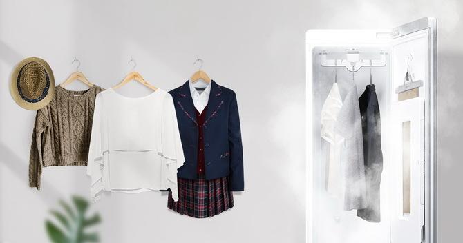 LG Styler: funkcjonalne szafy parowe już dostępne w Polsce [7]