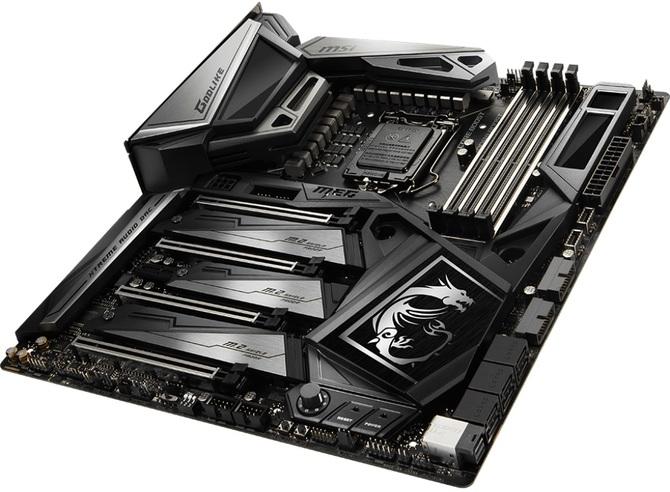 MSI MEG Z390 Godlike - topowa płyta główna dla Core i9-9900K [2]