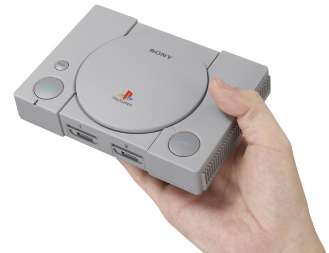 PlayStation Classic - znamy pełną listę 20 gier w zestawie [1]