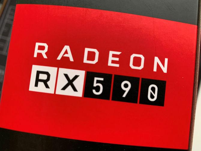 AMD Radeon RX 590 z procesorem grafiki w litografii 12 nm [1]