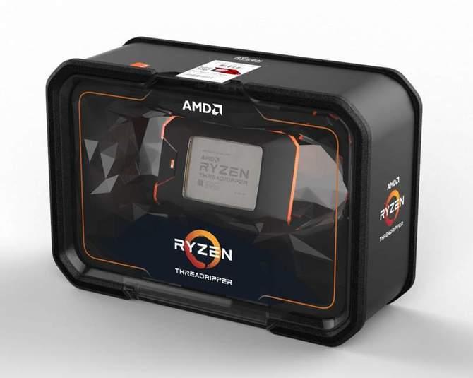 AMD Ryzen Threadripper 2970WX i 2920X - Nowe procesory [1]