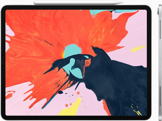 Apple iPad Pro 2018 - koniec z ramkami i skanerem linii papilarnych [1]