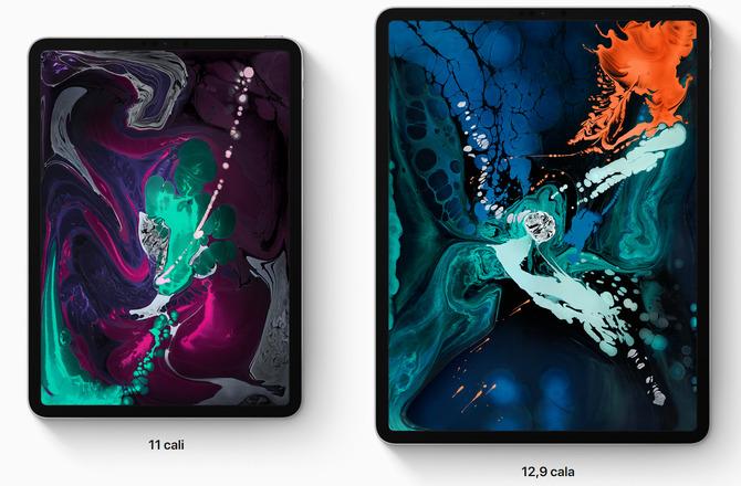Apple iPad Pro 2018 - koniec z ramkami i skanerem linii papilarnych [2]