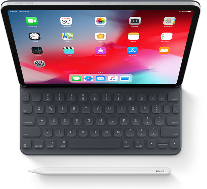 Apple iPad Pro 2018 - koniec z ramkami i skanerem linii papilarnych [8]