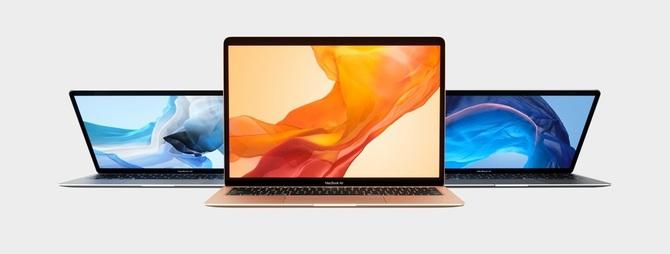 Apple Macbook Air 2018 - premiera małego i lekkiego ultrabooka [1]