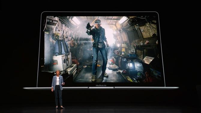 Apple Macbook Air 2018 - premiera małego i lekkiego ultrabooka [2]