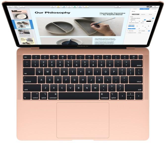 Apple Macbook Air 2018 - premiera małego i lekkiego ultrabooka [4]