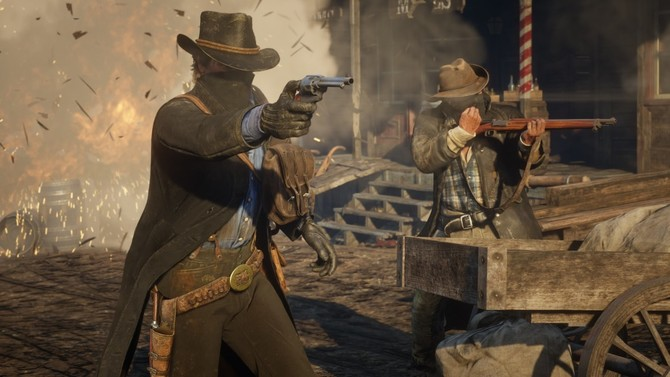 Red Dead Redemption 2 zarobił już ponad 725 milionów dolarów [1]