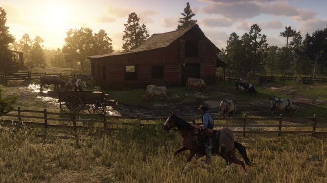 Red Dead Redemption 2 zarobił już ponad 725 milionów dolarów [2]