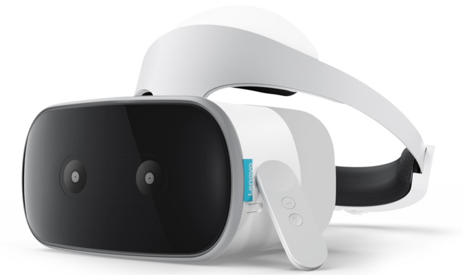 Lenovo uzyskało licencje na headset VR od Sony [2]