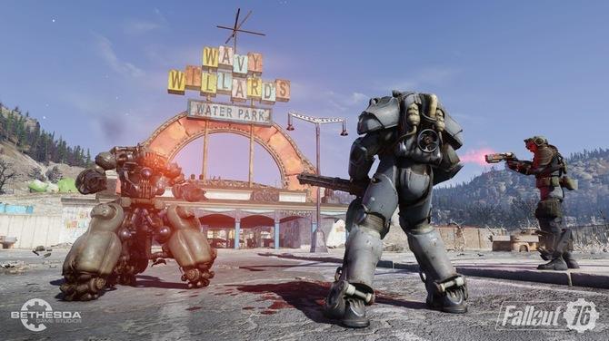 Wykryty bug w Fallout 76 Beta zmusza do ponownego pobrania gry [1]