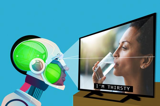 AI uczy się języka oglądając filmy. Roboty łatwiej nas zrozumieją [3]