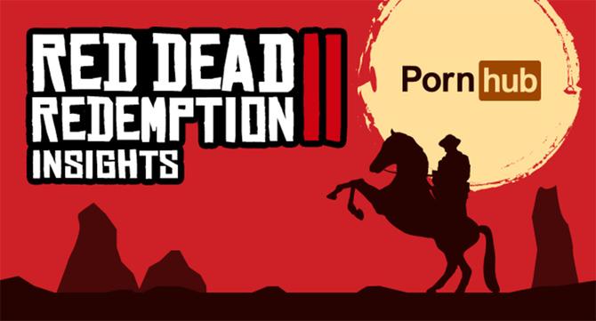 Czego często szukamy na PornHubie? Red Dead Redemption 2 [1]