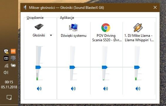 Windows 10 - nowy mikser audio zastąpi dotychczasowy [1]