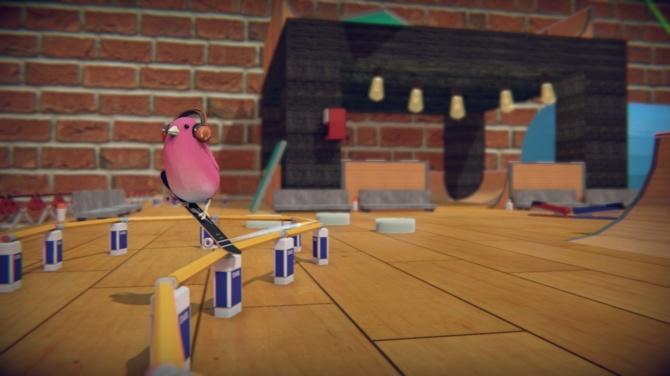 Gra SkateBIRD: pogromca Tony Hawk's Pro Skater nadlatuje! [1]