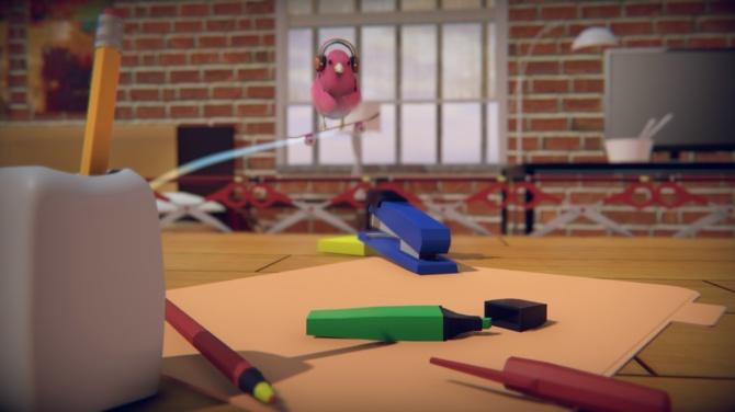 Gra SkateBIRD: pogromca Tony Hawk's Pro Skater nadlatuje! [2]