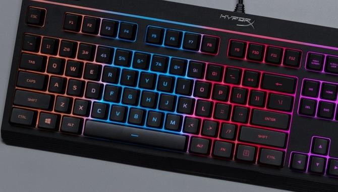 HyperX Alloy Core RGB: membranowa klawiatura z podświetleniem [1]