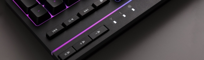 HyperX Alloy Core RGB: membranowa klawiatura z podświetleniem [5]