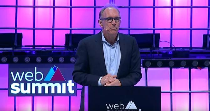 Wynalazca WWW: - Internet znajduje się w punkcie zwrotnym [4]