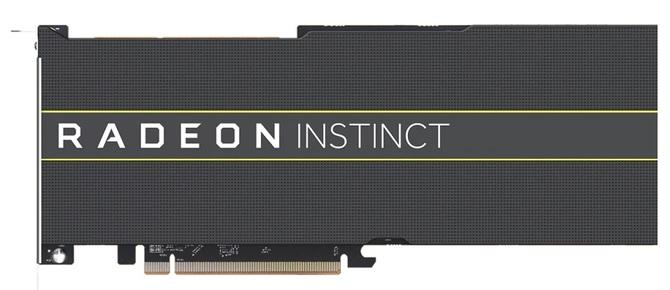 AMD Radeon Instinct MI60 i MI50 z układami Vega 20 w 7 nm [1]