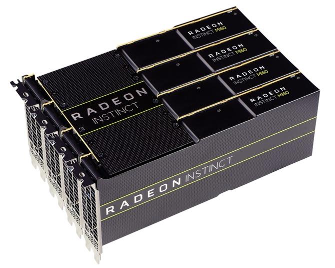 AMD Radeon Instinct MI60 i MI50 z układami Vega 20 w 7 nm [2]