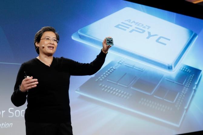 AMD zapowiada procesory serwerowe EPYC drugiej generacji  [2]