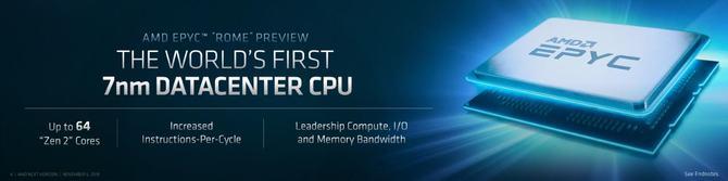 AMD zapowiada procesory serwerowe EPYC drugiej generacji  [3]