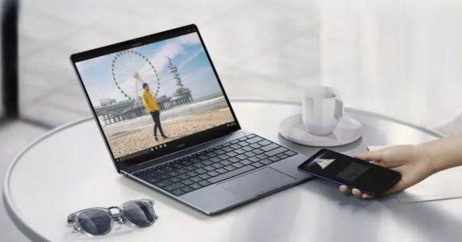Huawei Matebook 13 jako konkurencja dla nowego Macbook Air [7]