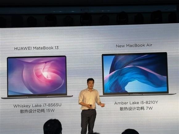 Huawei Matebook 13 jako konkurencja dla nowego Macbook Air [9]