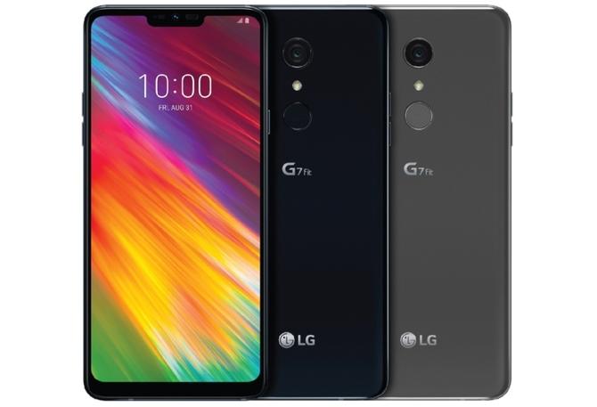 LG G7 Fit - drogi smartfon z układem Qualcomm Snapdragon 821 [1]