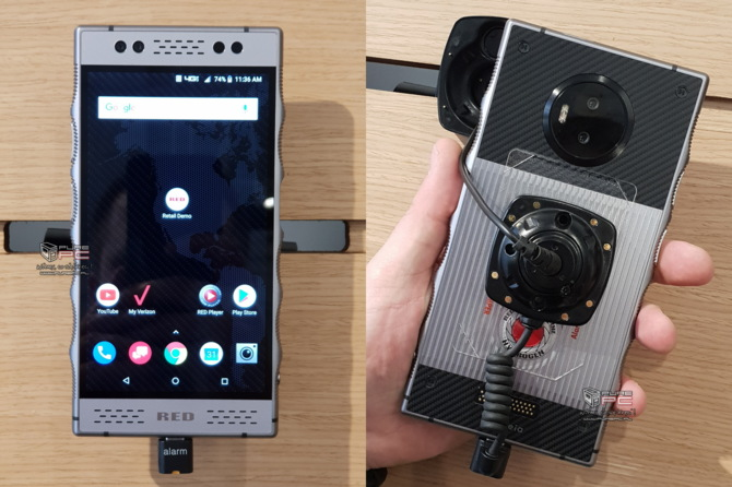 RED Hydrogen One - sprawdziliśmy holograficznego smartfona [2]