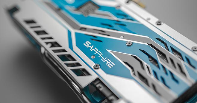 Sapphire Nitro+ RX 590 Special Edition - Zdjęcia karty graficznej [4]