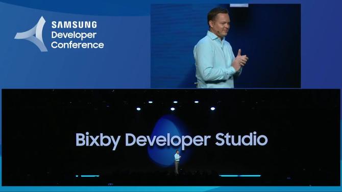 SDC 2018: Samsung stawia na giętkie ekrany i rozwój AI [1]