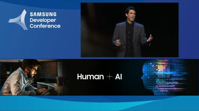 SDC 2018: Samsung stawia na giętkie ekrany i rozwój AI [2]