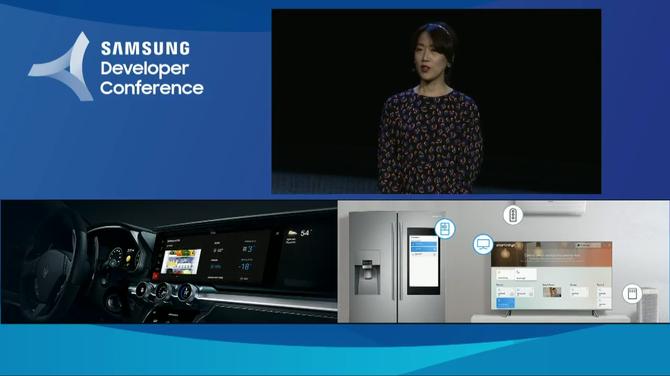 SDC 2018: Samsung stawia na giętkie ekrany i rozwój AI [3]