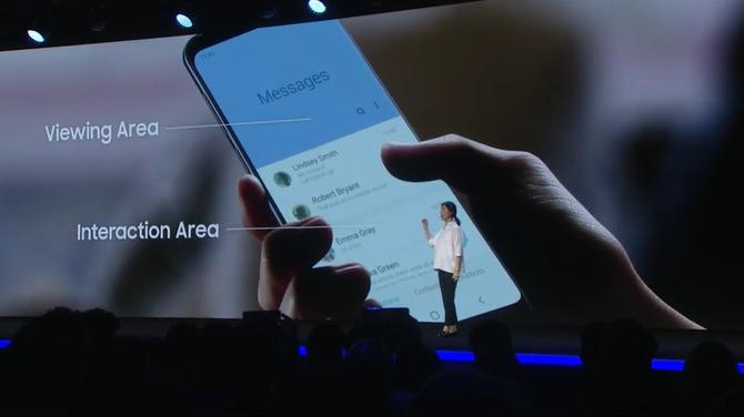 SDC 2018: Samsung stawia na giętkie ekrany i rozwój AI [5]