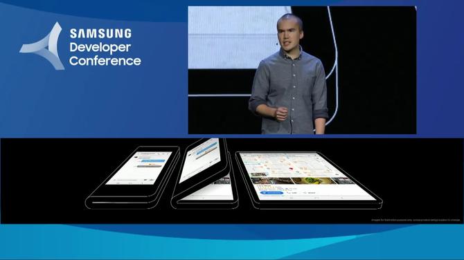 SDC 2018: Samsung stawia na giętkie ekrany i rozwój AI [7]