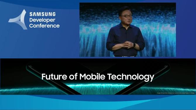 SDC 2018: Samsung stawia na giętkie ekrany i rozwój AI [8]