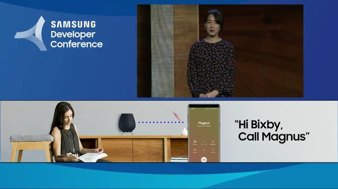 SDC 2018: Samsung stawia na giętkie ekrany i rozwój AI [9]