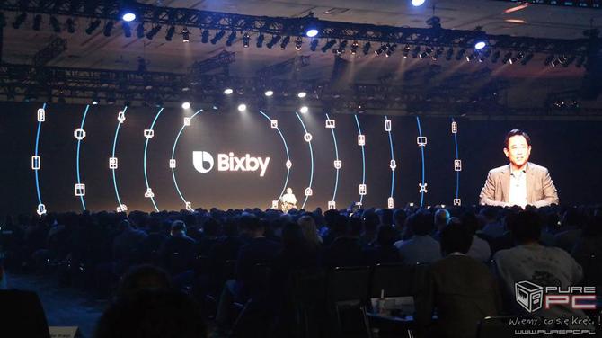 SDC 2018: Samsung widzi asystenta Bixby jako wszechobecną SI [1]