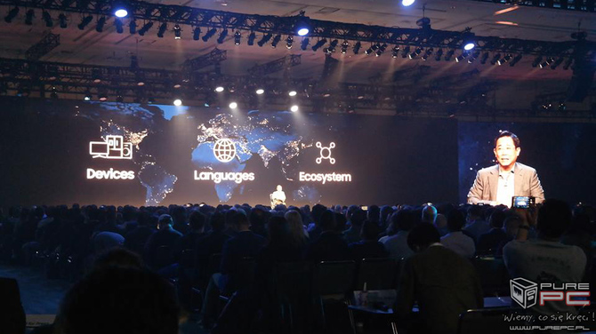 SDC 2018: Samsung widzi asystenta Bixby jako wszechobecną SI [2]