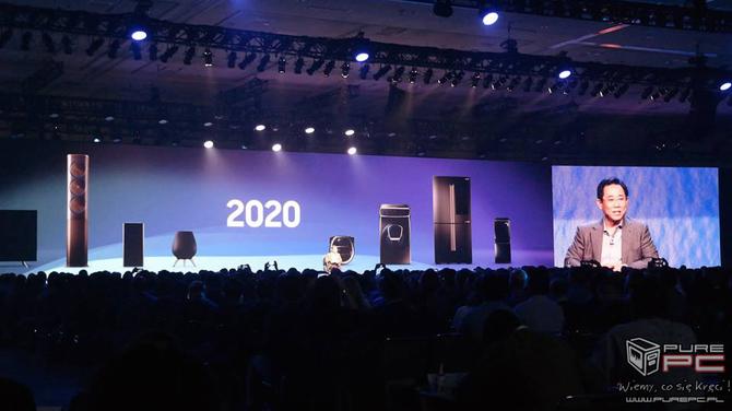SDC 2018: Samsung widzi asystenta Bixby jako wszechobecną SI [5]