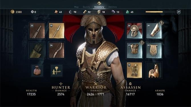 Assassin's Creed Odyssey: darmowa zawartość jeszcze w listopadzie [1]