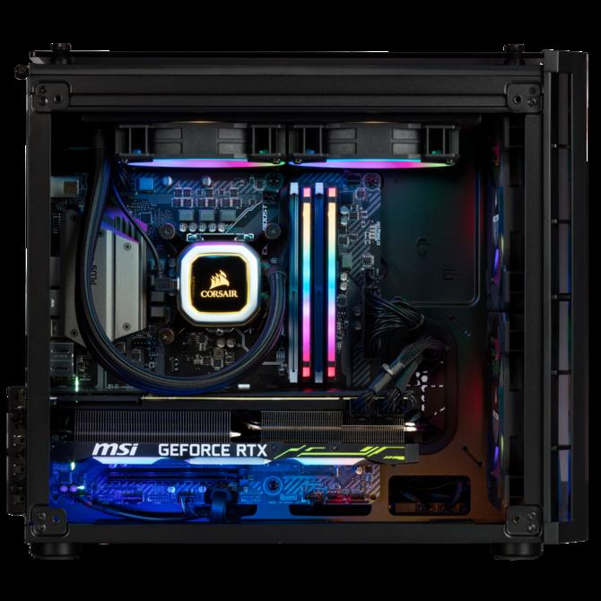 Desktop Corsair Vengeance 5180: najwyższa półka z RTX 2080 [3]