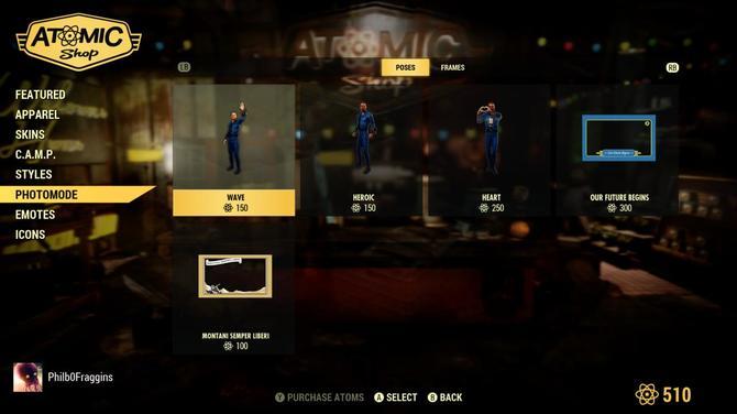 Fallout 76: poznaliśmy ceny i przedmioty  w obrębie mikrotransakcji [2]