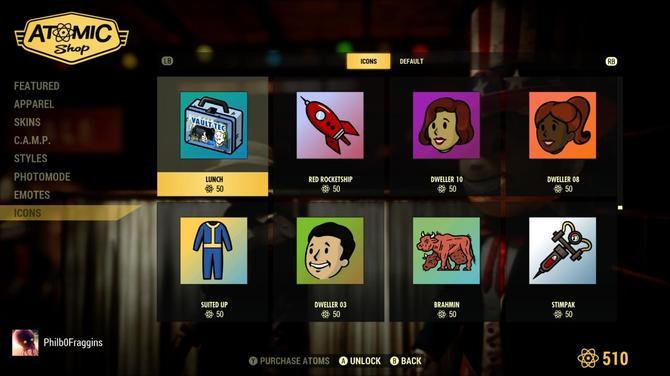 Fallout 76: poznaliśmy ceny i przedmioty  w obrębie mikrotransakcji [4]
