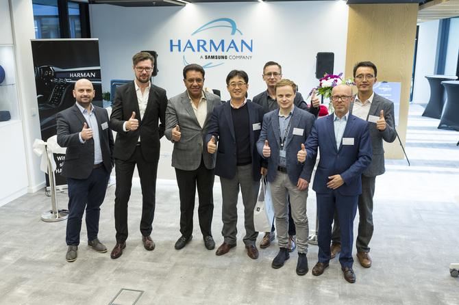 Firma HARMAN otwiera kolejną siedzibę w Polsce [3]