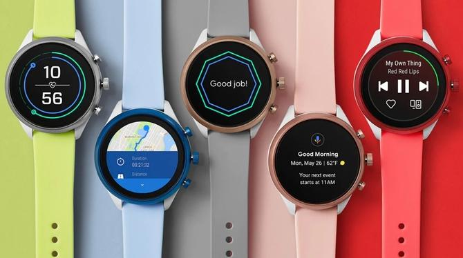 Fossil Sport - smartwatch z Snapdragon Wear 3100 na pokładzie [1]